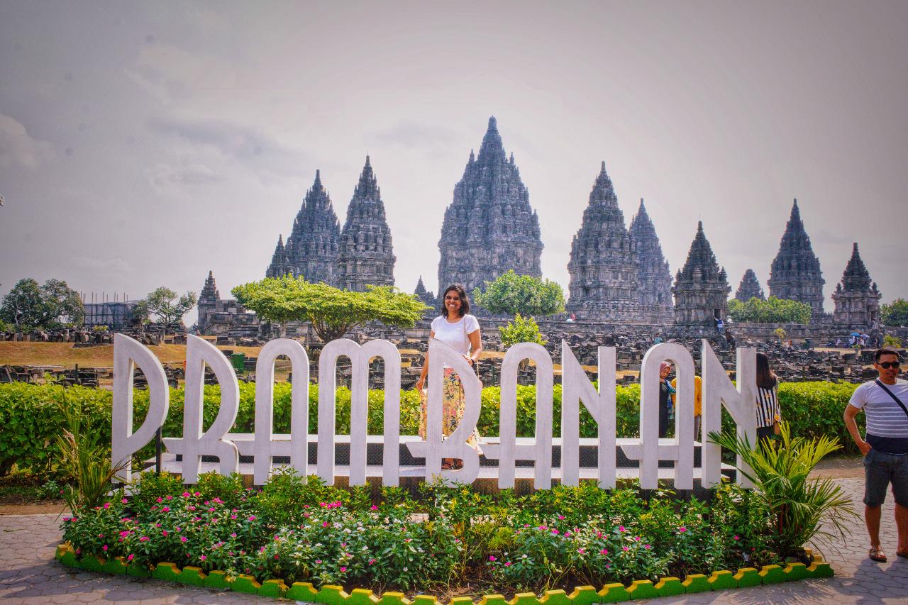 A day at Jogja Exploring Borobudur- The worlds largest Buddhist Temple & Prambanan